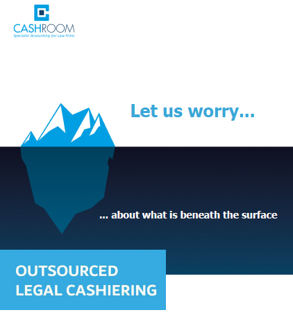 outsourced legal cashiering